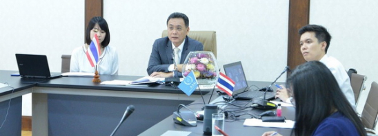 การประชุมออนไลน์ 31st Regional Office Standing Advisory Committee (SAC) Meeting